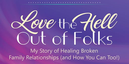 How to Heal Broken Relationships w/ Angela Day, Comedian Tony Tone & More