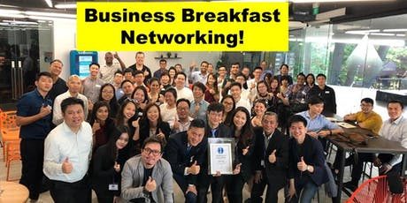 Business Breakfast Networking in Town! tickets