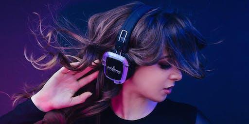 Silent Disco x Bit Bar Salem Feat. DJ Yosay