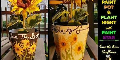 Paint a Pot & Plant in Richmond!
