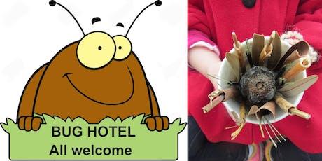 Bug Hotels- Family School Holiday Program tickets