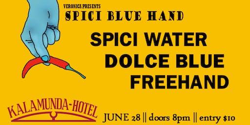 SPICI BLUE HAND