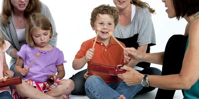 Family Music Class (Walkers - Age 4)