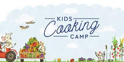 Week 1: Children's Cooking and Gardening Summer Camp!