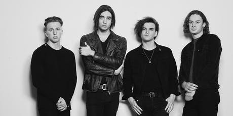 THE FAIM  (ALCOHOL FREE - ALL AGES MATINEE SHOW) tickets