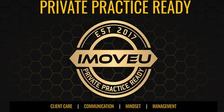 iMoveU Melbourne - July 28 2019 tickets