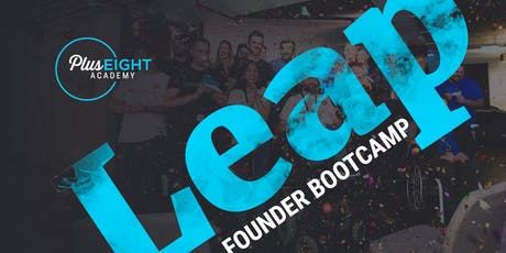 Plus Eight Leap - One Day Startup Founder Bootcamp tickets