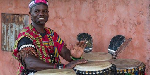African Drumming @ Girrawheen Library