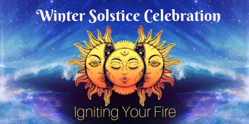Winter Solstice ~ Party in the Dome