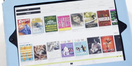 Get connected: eBooks and eAudiobooks for Tablets tickets