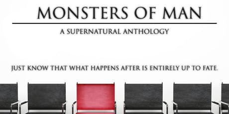 Monsters of Man: A Supernatural Anthology tickets