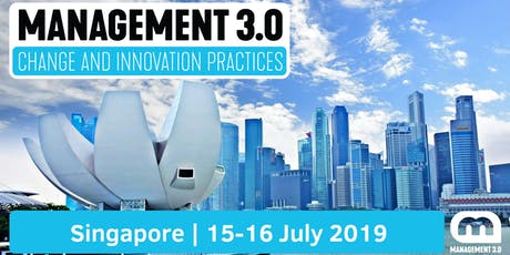 2-Day Management 3.0 Foundation Workshop Singapore tickets