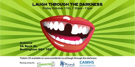 Laugh Through The Darkness tickets
