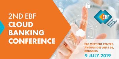 2nd EBF Cloud Banking Forum: SHAPING A MULTI-CLOUD ENVIRONMENT