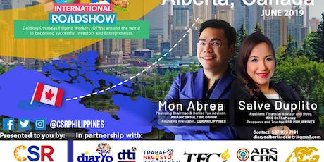 OFW International Roadshow & Pathways to Food Industry Entrepenuerships tickets