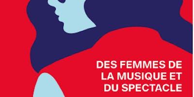 ASSISES DES FEMMES DE LA MUSIQUE ET DU SPECTACLE