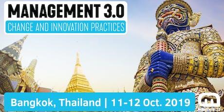 2-Day Management 3.0 Foundation Workshop Bangkok, Thailand tickets