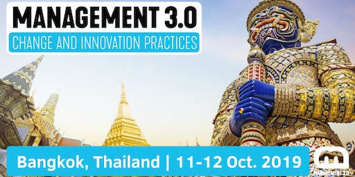 2-Day Management 3.0 Foundation Workshop Bangkok, Thailand