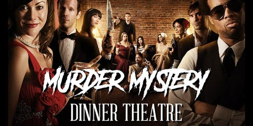 Murder Mystery Dinner Buffet by The Village Sound Band (June 21)