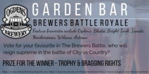 Garden Bar Brewers Battle Royale
