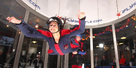 Indoor Skydiving at iFly Seattle tickets