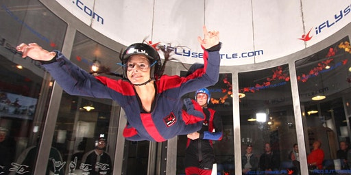 Indoor Skydiving at iFly Seattle
