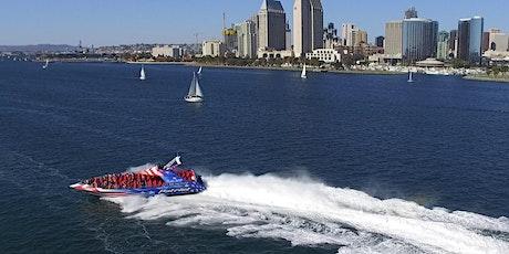 Patriot Jet Boat Thrill Ride on San Diego Bay tickets