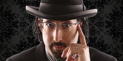 Magician Jay Alexander