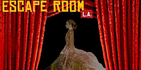 "Escape Room LA: ""The Theatre"" tickets"