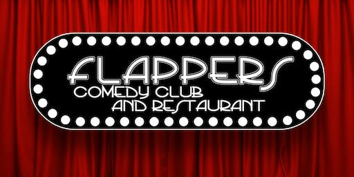 Flappers Comedy Club's Yoo Hoo Room