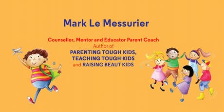 Mark Le Messurier presents at Tabor tickets