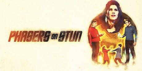 "Phasers on Stun: Improvised ""Star Trek"" tickets"