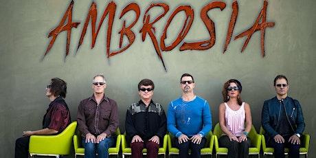 Ambrosia tickets