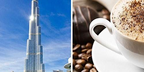 Burj Khalifa: 124th & 125th Floor + Café