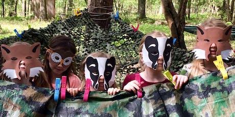 Wild Kids Bushcraft PETERBOROUGH tickets