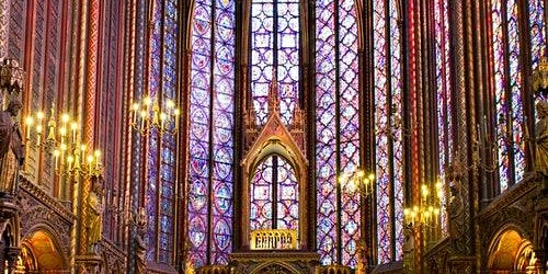 Sainte Chapelle: Priority Entrance