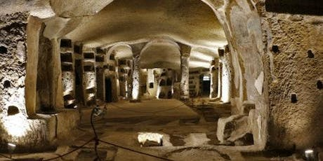 Catacombs of San Gennaro: Guided Visit tickets
