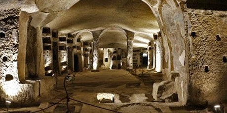 Catacombs of San Gennaro: Guided Visit biglietti