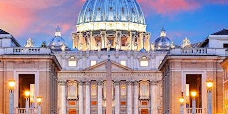Best of Rome: Vatican, Colosseum & St Peter's Basilica Pass biglietti