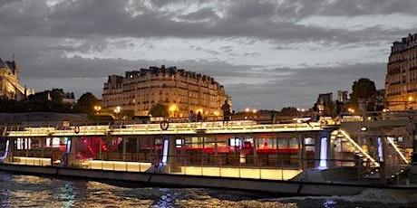 Sightseeing Cruise on the Seine tickets
