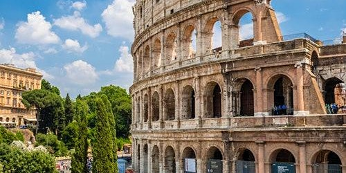 Colosseum, Roman Forum & Palatine Hill: Audio Guide