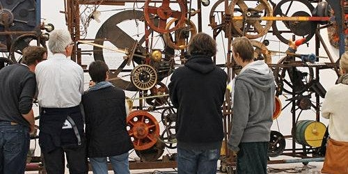 mumok: Museum of Modern Art Ludwig Foundation: Skip The Line