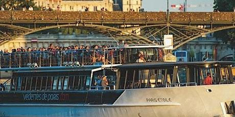 Champagne Cruise on the Seine tickets