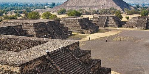 Teotihuacán: Fast Track