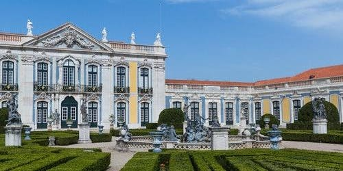 National Palace and Gardens of Queluz: Skip The Line
