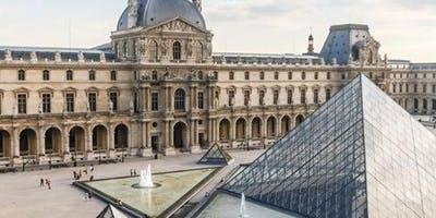 Louvre Museum: E-Ticket