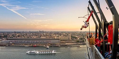 A'DAM LOOKOUT: Premium Experience + Swing