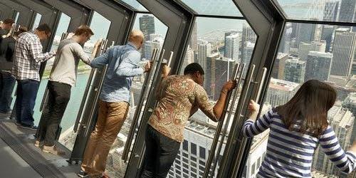 360 CHICAGO Observation Deck + TILT