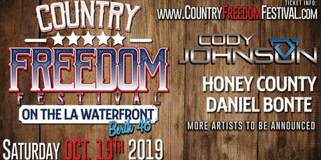 Country Freedom Fest tickets