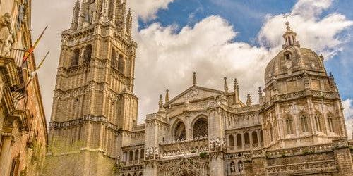 Toledo Cathedral: Skip The Line + Guided Tour
